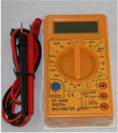multimeter yellow nuttyengineer