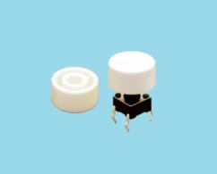 push button cap white nuttyengineer