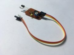 Obstacle Sensor for IOT device- Infrared