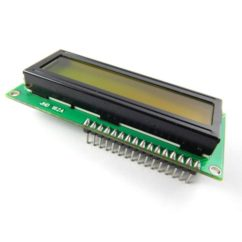 lcd 16x2 with male header